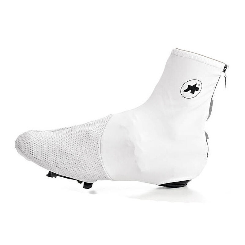 Assos S7 Uno Thermo Cycling Bootie   Overshoes - White - Size 0 - RRP .99