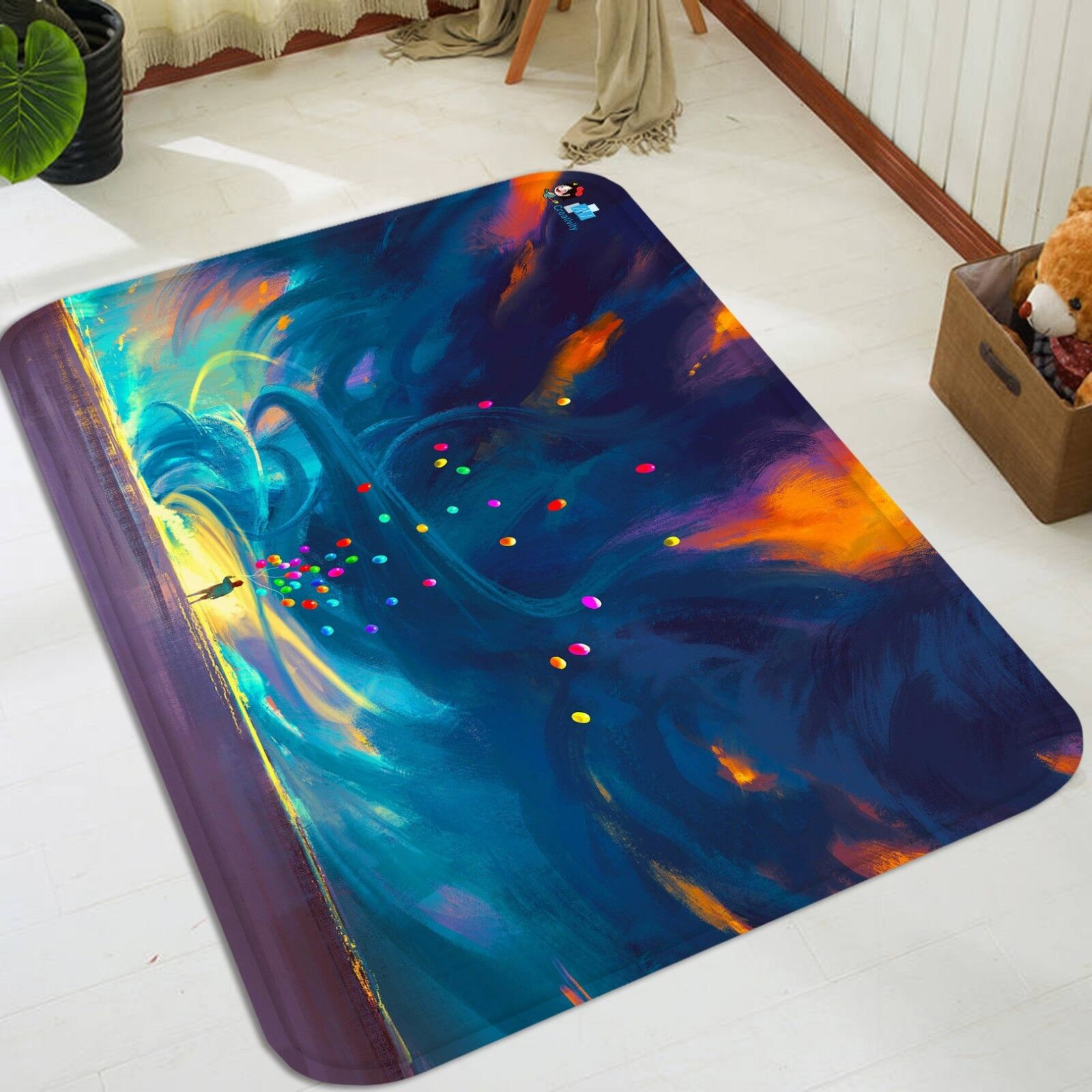 3D Paintig 020 Non Slip Rug Mat Room Mat Mat Mat Quality Elegant Photo Carpet UK Summer 1064e1