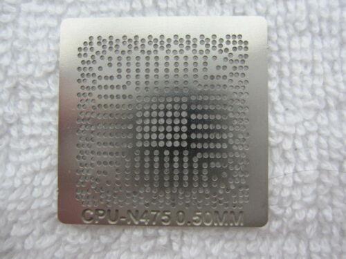 ATOM N455 SLBX9 N550 SLBXF SLBLA Q4M8 Q4MF Q4L N570 SLBXE CPU Stencil Template