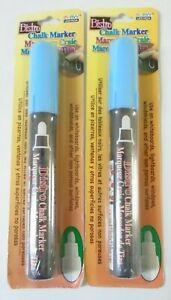 Uchida 480-C-0 Marvy Broad Point Tip Regular Bistro Chalk Marker White