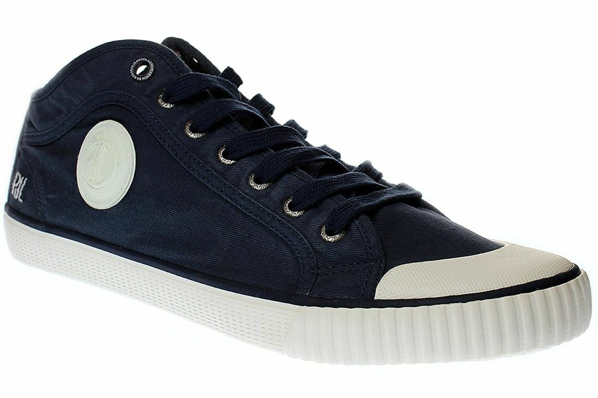 Pepe Jeans London Industry Studio-zapatos caballero zapatillas-pms30335 - 595-Navy