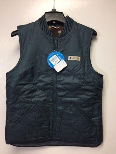 NEW Women's Columbia Reversatility Vest, Mystery Buffalo Camo (SELECT SIZE)