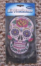 Sugar SKULL Car Auto AIR FRESHNER Scent VANILLA Grateful Dead DAY OF THE FEAD