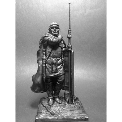 Veles Roman infantryman Tin toy soldier miniature 54mm 146 BC Rome