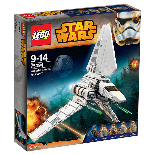 Lego Star Wars Imperial Shuttle Traidilium (75094)