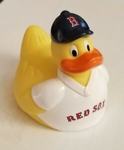 Boston Red Sox Rubber Duck Ebay
