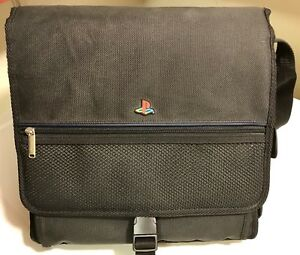 Sony-PlayStation-2-Messenger-Bag-Storage-Carry-Case-PS1-PS2