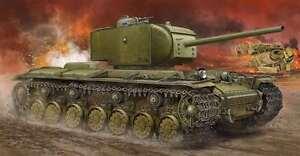 Trumpeter-1-35-KV-220-039-Russian-Tiger-039-Super-Heavy-Tank-05553-5553