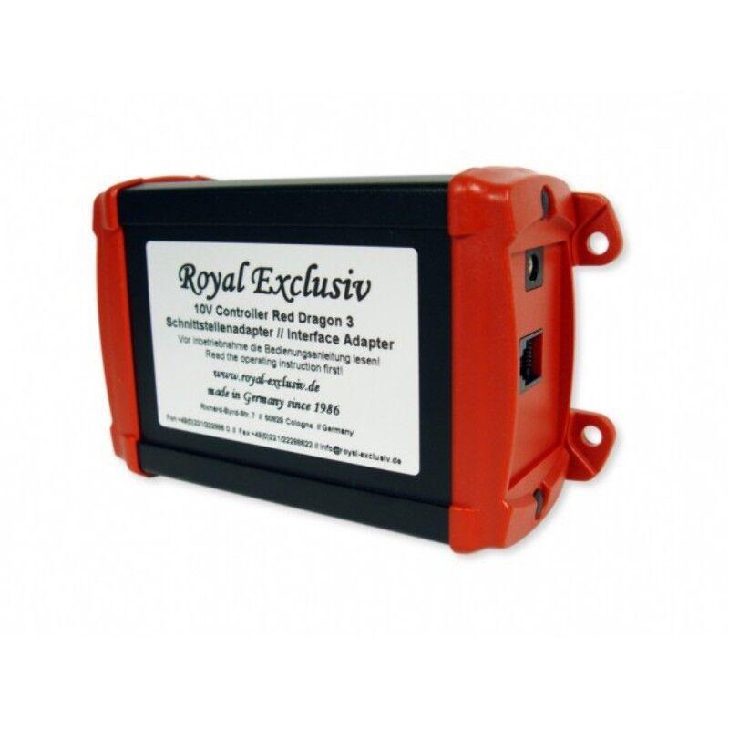 NEW Interface Adapter for rosso Dragon® 3 Speedy  10V 10V 10V connection Aquarium b2a8b7