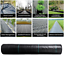 thumbnail 5 - 1m-4m Wide Heavy Duty Weed Membrane Weed Control Fabric Ground Cover Mat + Pegs