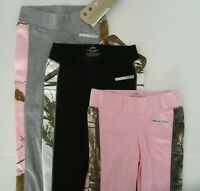 Girls Realtree Camo Straight Leg Yoga Sweat Lounge Fitness Pants Free Ship