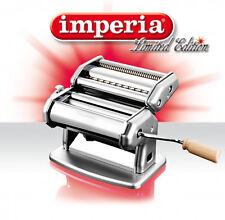 Imperia Nudelmaschine Limited Edition Pastamaschine aus verchromten Stahl
