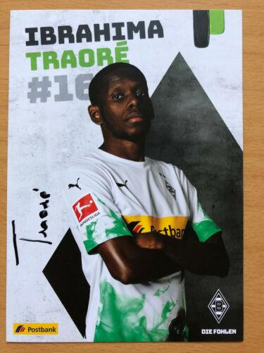 Borussia Mönchengladbach Autogrammkarte 2019-20 original signiert 1 AK aussuchen