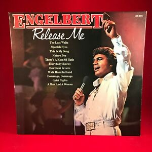ENGELBERT-HUMPERDINCK-Release-Me-1981-UK-Vinyl-LP-EXCELLENT-CONDITION-B