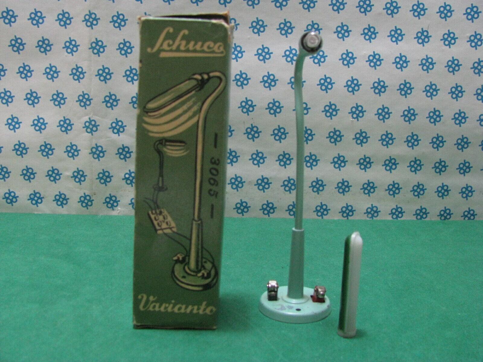 Vintage - SCHUCO Varianto 3065 STREET LIGHT - U.S. Zone W. Germany 50 Jahre