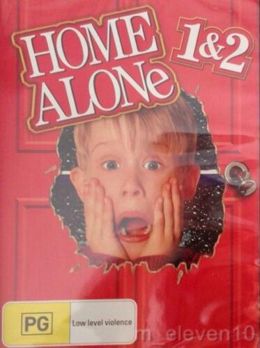 1 of 1 - HOME ALONE 1 & 2 : NEW DVD