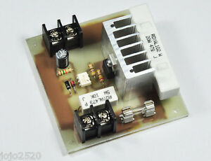 Soft starter for 110 120vac ac motor 25a board ebay Ac motor soft start