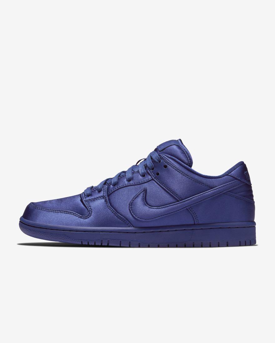 Nike sb x nba piu 'basso di skate rstar1577-446 Uomo skate di shoesprofondo blu reale ee015a