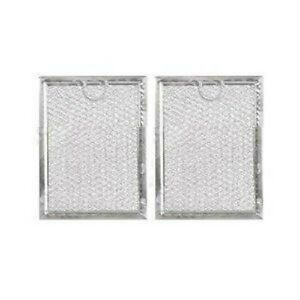 Image Is Loading Ge Wb6x10309 Compatible Aluminum Mesh Grease Microwave Filter