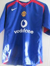 Manchester United 2005-2006 Away Football Shirt Size Large 42
