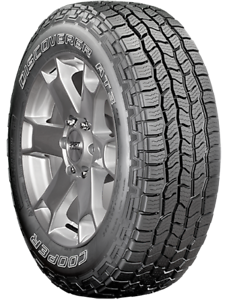 4 New 265 75r16 Cooper Discoverer At3 4s Tires 75 16 R16 2657516 75r