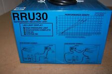 Refrigerant Recovery Machine Rru30 Rrti
