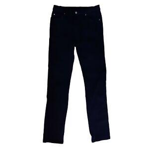 Tripp-NYC-Mens-Black-Stretch-Jeans-80s-Gothic-Goth-Punk-Size-32