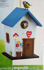 Vogelhaus Strandbad Vogelhäuschen Vogelfutterhaus Futterhaus Häuschen NEU