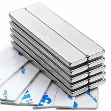 Diymag Powerful Neodymium Bar Magnetsheavy Duty Magnets With Double Sided Adh