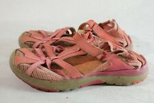 331e73483393 item 3 Merrell Girls Hydro Monarch Water Sandal Shoe Neon Coral Orange  Youth Size 1m -Merrell Girls Hydro Monarch Water Sandal Shoe Neon Coral  Orange Youth ...