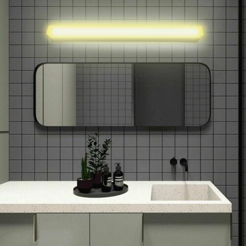 Bathroom Makeup LED Light Modern Vanity Front Mirror Toilet Wall Lamp Fixture
