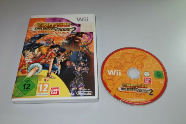 One Piece: Unlimited Cruise 2 Nintendo Wii