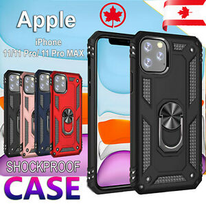 For-iPhone-11-12-Pro-XS-Max-SE-XR-7-8-Plus-Case-Heavy-Duty-Magnetic-Ring-Cover