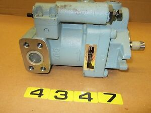 NACHI PISTON PUMP PVS-1V-16N1-13