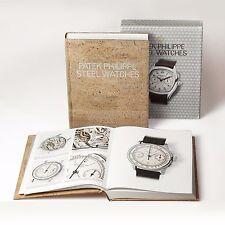 Patek Philippe Steel. Il libro sugli orologi da polso e da tasca in acciaio.