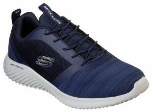 Skechers Sneaker Low Bounder Navy