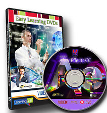 Adobe After Effects CC Video Training Tutorial DVD