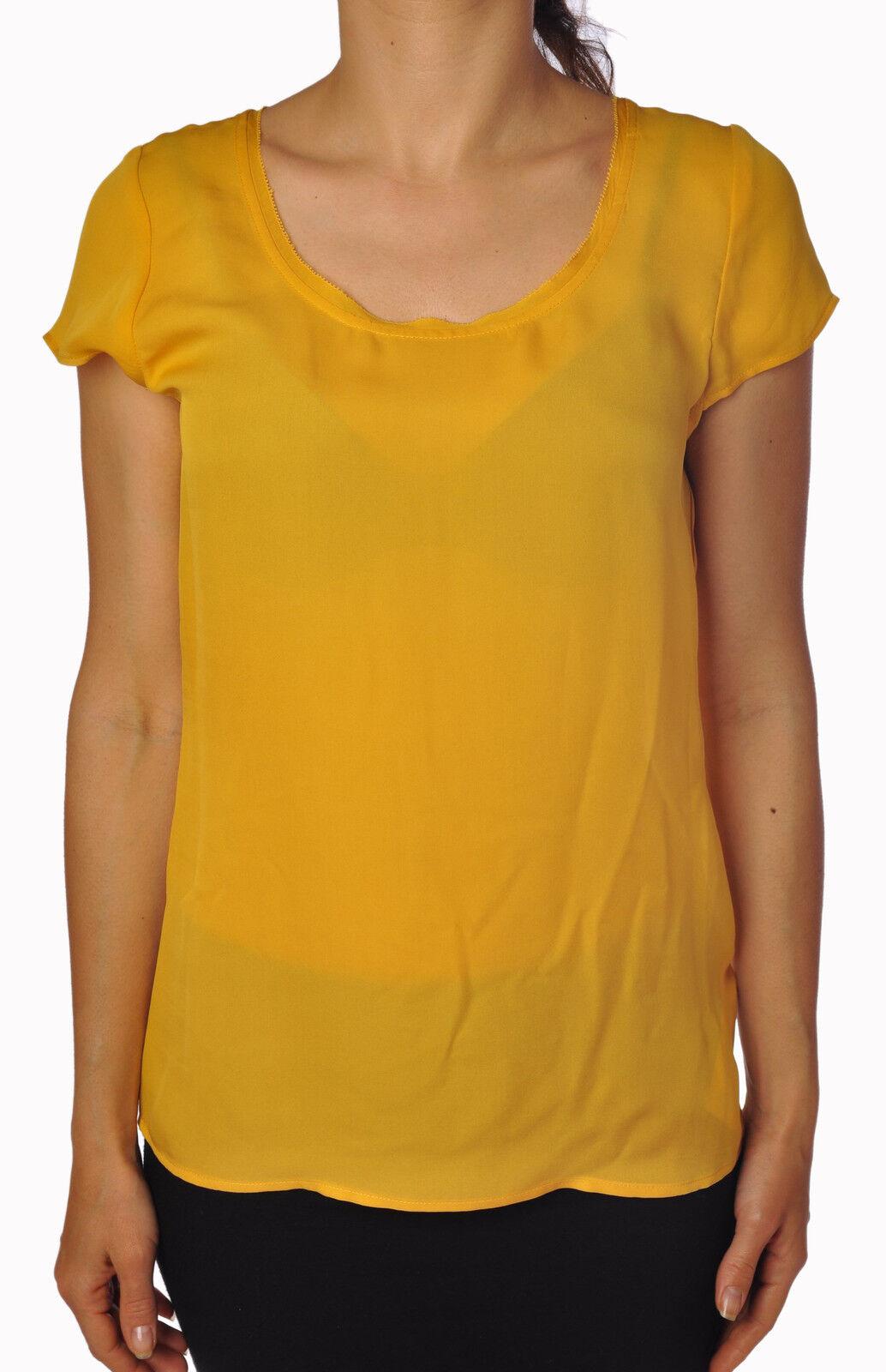 Liu-Jo - Topwear-T-shirts - woman - Gelb - 789817C184721