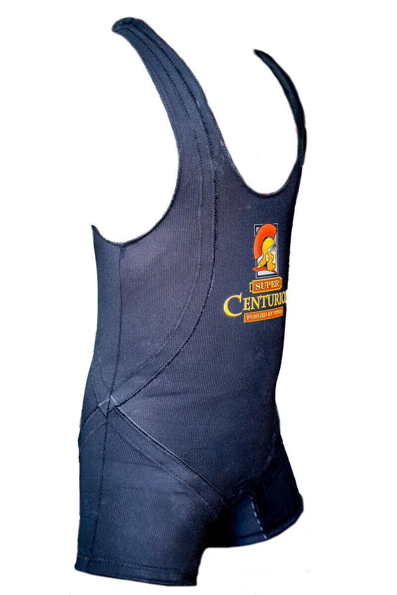 TITAN súper Centurión en cuclillas Suit-Halterofilia-IPF usapl legal 1 capas