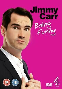Jimmy-Carr-Being-Funny-DVD-Used-Very-Good-DVD-D2