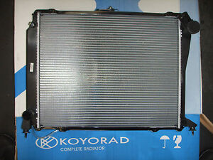 Radiator-Toyota-Hiace-Van-Auto-98-04-Diesel-Commuter-Bus-2-8ltr-LH-Koyo-New-H-D