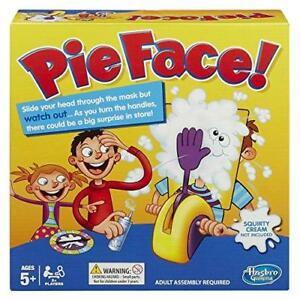 Nouveau Hasbro Pie Face Game 							 							</span>