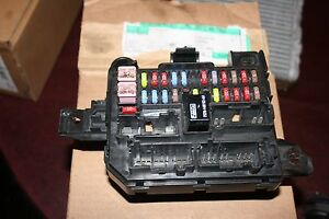 Ford Escape Fuse Box on