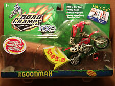 Grayson Goodman ROAD CHAMPS MXS Motocross Series 2000 Plano Honda CR 2-stroke