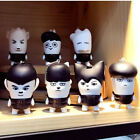 Hot cute BTS Key chain Action Figures Toy Dolls Cute bag Puppet Pendant kid toy