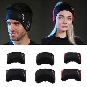5229702e7d6 Ear Warmer Winter Headband Fleece Ear Muffs for Men Women Running ...