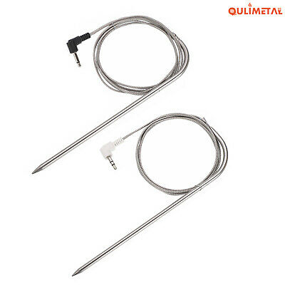 2PCS Meat Probe Replacement Parts For Traeger Wood Pellet ...