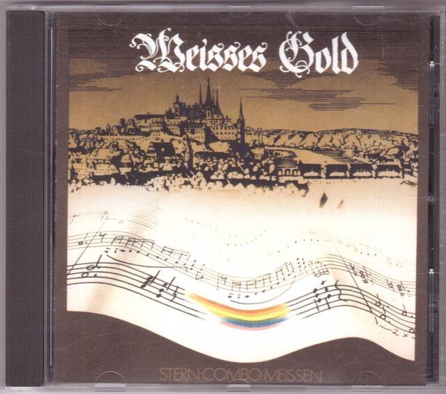 Stern-Combo Meißen - Weißes Gold (CD 1978)