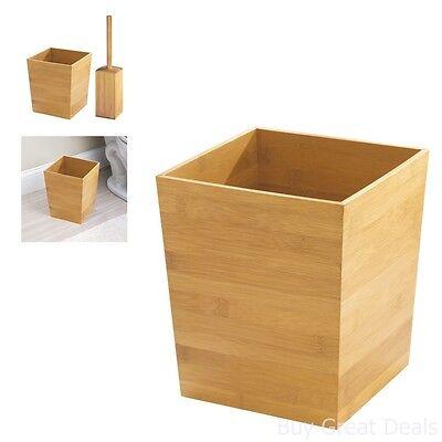 interdesign formbu bath collection, wastebasket trash can