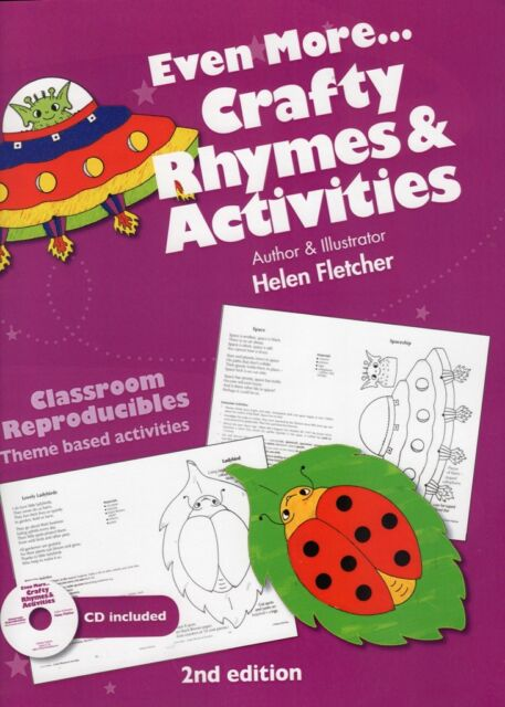 Teacher craft book - Even More Crafty Rhymes and Activities